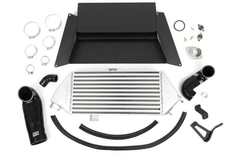 Grimmspeed TOP MOUNT INTERCOOLER KIT - SUBARU 03-09 LEGACY GT BL BP