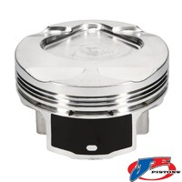 JE Subaru FA20 Turbo Forged Piston Set Bore Size: .25 oversize Compression Ratio: 10.6:1