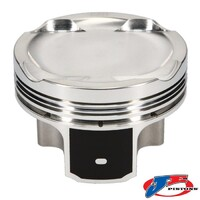 JE Mitsubishi 4B11 Forged Piston Set FSR EVO X Bore Size: .25 oversize Compression Ratio: 9.0:1