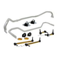 Whiteline Holden Commodore VE | VF - Front and Rear Sway Bar Vehicle Kit