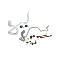 Whiteline Mitsubishi Lancer CJ Ralliart AWD - Front and Rear Sway Bar Kit