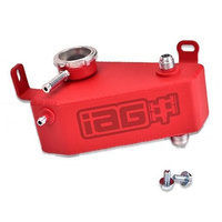IAG Coolant Expansion Tank For 01-07 Subaru WRX, 01-07 STI RED