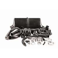 Process West Front Mount Intercooler Kit (Subaru 08-14 GRB STI) - Black