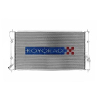Koyo Hyper-V 36mm Aluminium Racing Radiator for Toyota 86 | Subaru BRZ