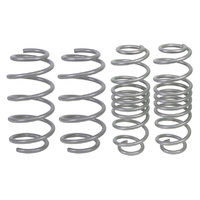 Whiteline Ford Fiesta (WS,WT,WZ) Front And Rear Coil Springs - Lowered