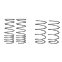 Whiteline Subaru BRZ / Toyota GT86 Front and Rear Coil Springs - Lowered
