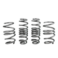 Whiteline VW Golf R / R32 Front and Rear Coil Springs - Lowered
